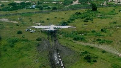 - Antonov An-12 - Unknown