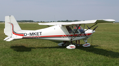 A picture of DMKET - Comco Ikarus C42 Cyclone - [99046153] - © Ferenc Kolos