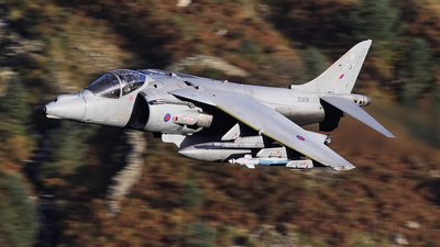 ZG859 - British Aerospace Harrier GR.9 - United Kingdom - Royal Air Force (RAF)