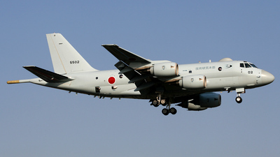5502 - Kawasaki XP-1 - Japan - Technical Research and Development Institute (TRDI)