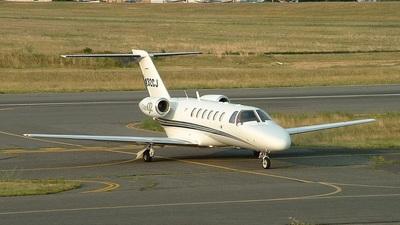 N432CJ - Cessna 525A CitationJet 2 - Private