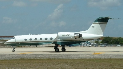 N101CV - Gulfstream G-IV(SP) - Private