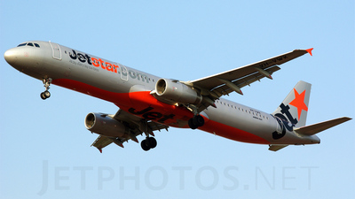VH-VWX - Airbus A321-231 - Jetstar Airways