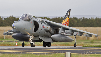 ZD410 - British Aerospace Harrier GR.7 - United Kingdom - Royal Air Force (RAF)
