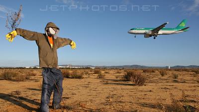 EI-CVC - Airbus A320-214 - Aer Lingus