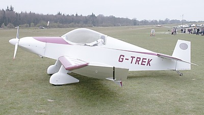 G-TREK - Jodel D18 - Private