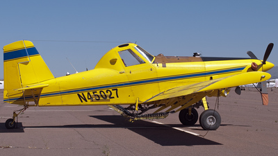 N45027 - Air Tractor AT-402B - Private