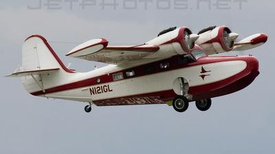 N121GL - Grumman JRF Goose - Private