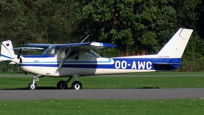 OO-AWC - Reims-Cessna F152 II - Private