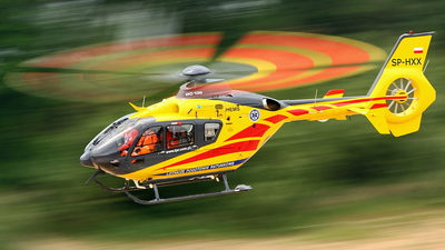SP-HXX - Eurocopter EC 135P2i - Poland - Medical Air Rescue