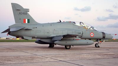 A3488 - British Aerospace Hawk Mk.132 - India - Air Force