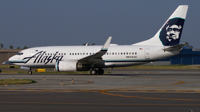 N644AS - Boeing 737-790 - Alaska Airlines