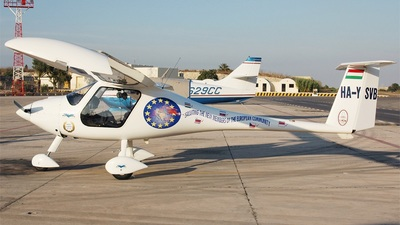 HA-YSVB - Pipistrel Virus 912 - Private