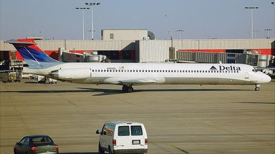 N994DL - McDonnell Douglas MD-88 - Delta Air Lines