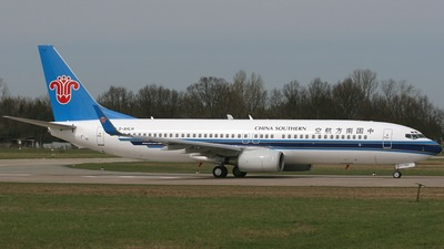 D-AHLH - Boeing 737-8K5 - China Southern Airlines