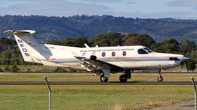 VH-FMC - Pilatus PC-12 - Royal Flying Doctor Service of Australia (Central Section)