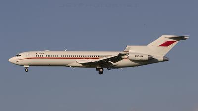 A9C-BA - Boeing 727-2M7(Adv) - Bahrain - Royal Flight