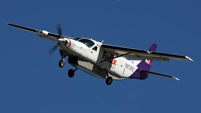 A picture of N873FE - Cessna 208B Super Cargomaster - FedEx - © Geoff Landes