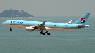 HL7709 - Airbus A330-323 - Korean Air