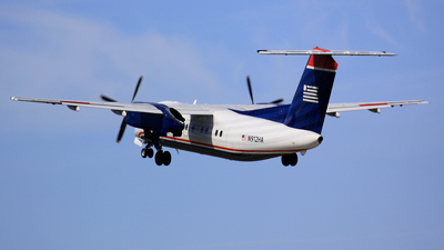 N912HA - Bombardier Dash 8-102 - US Airways Express (Piedmont Airlines)