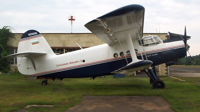 N74AN - PZL-Mielec An-2 - Lithuanian Airlines
