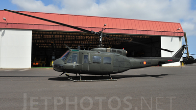 HU.10-60 - Bell UH-1H Iroquois - Spain - Army