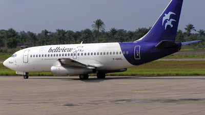 F-GHXL - Boeing 737-2S3(Adv) - Bellview Airlines