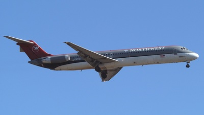 N787NC - McDonnell Douglas DC-9-51 - Northwest Airlines