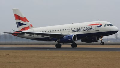 G-EUOH - Airbus A319-131 - British Airways