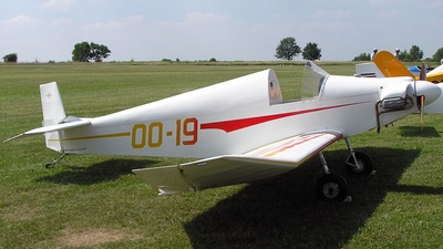 OO-19 - Jodel D92 Bébé - Private