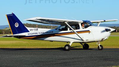 VH-YXR - Cessna 172R Skyhawk II - Singapore Flying College
