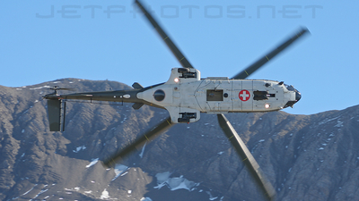 T-335 - Eurocopter AS 532UL Cougar - Switzerland - Air Force