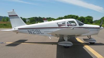 A picture of N29L - Piper PA28140 - [2822418] - © carlo