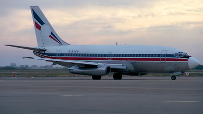 G-BJCV - Boeing 737-204(Adv) - Britannia Airways