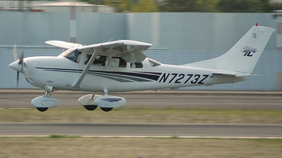N7273Z - Cessna T206H Turbo Stationair - Private