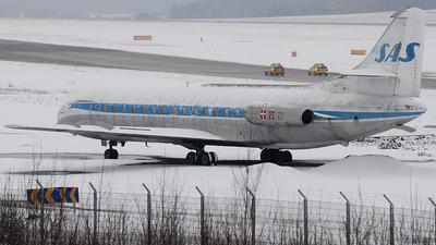 SE-DAF - Sud Aviation SE 210 Caravelle III - Scandinavian Airlines (SAS)