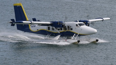 N251SA - De Havilland Canada DHC-6-300 Twin Otter - Seaborne Airlines