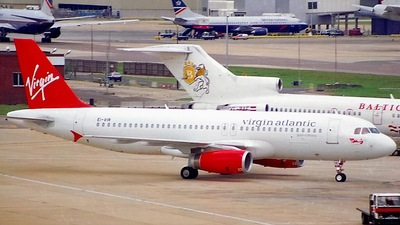 EI-VIR - Airbus A320-231 - Virgin Atlantic Airways