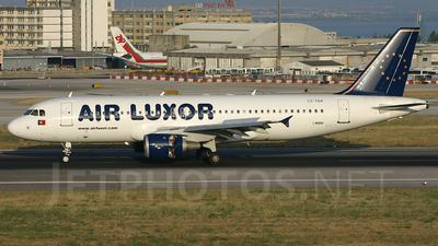 CS-TQH - Airbus A320-211 - Air Luxor