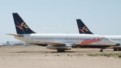 N802AL - Boeing 737-2S5C(Adv) - Aloha Airlines