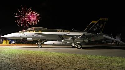 165860 - Boeing F/A-18E Super Hornet - United States - US Navy (USN)