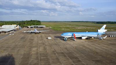 SMJP - Airport - Ramp