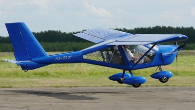 LA-2201 - Aeroprakt A22LS Foxbat - Private