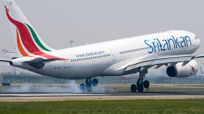 4R-ALB - Airbus A330-243 - Srilankan