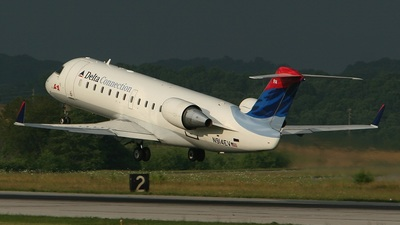 N914EV - Bombardier CRJ-200ER - Delta Connection (Atlantic Southeast Airlines)