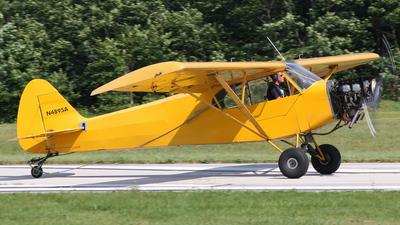 A picture of N4895A - Piper PA18A 150 - [184997] - © Joe Osciak