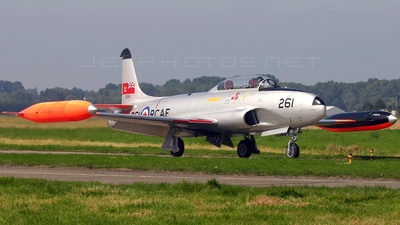 G-TBRD - Canadair CT-133 Silver Star III - Private