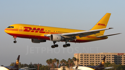 N713AX - Boeing 767-205(PC) - DHL (ABX Air)