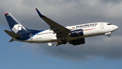 XA-GOL - Boeing 737-752 - Aeroméxico