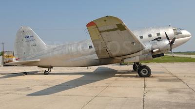 C-GIBX - Curtiss C-46F Commando - First Nations Transportation (FNT)